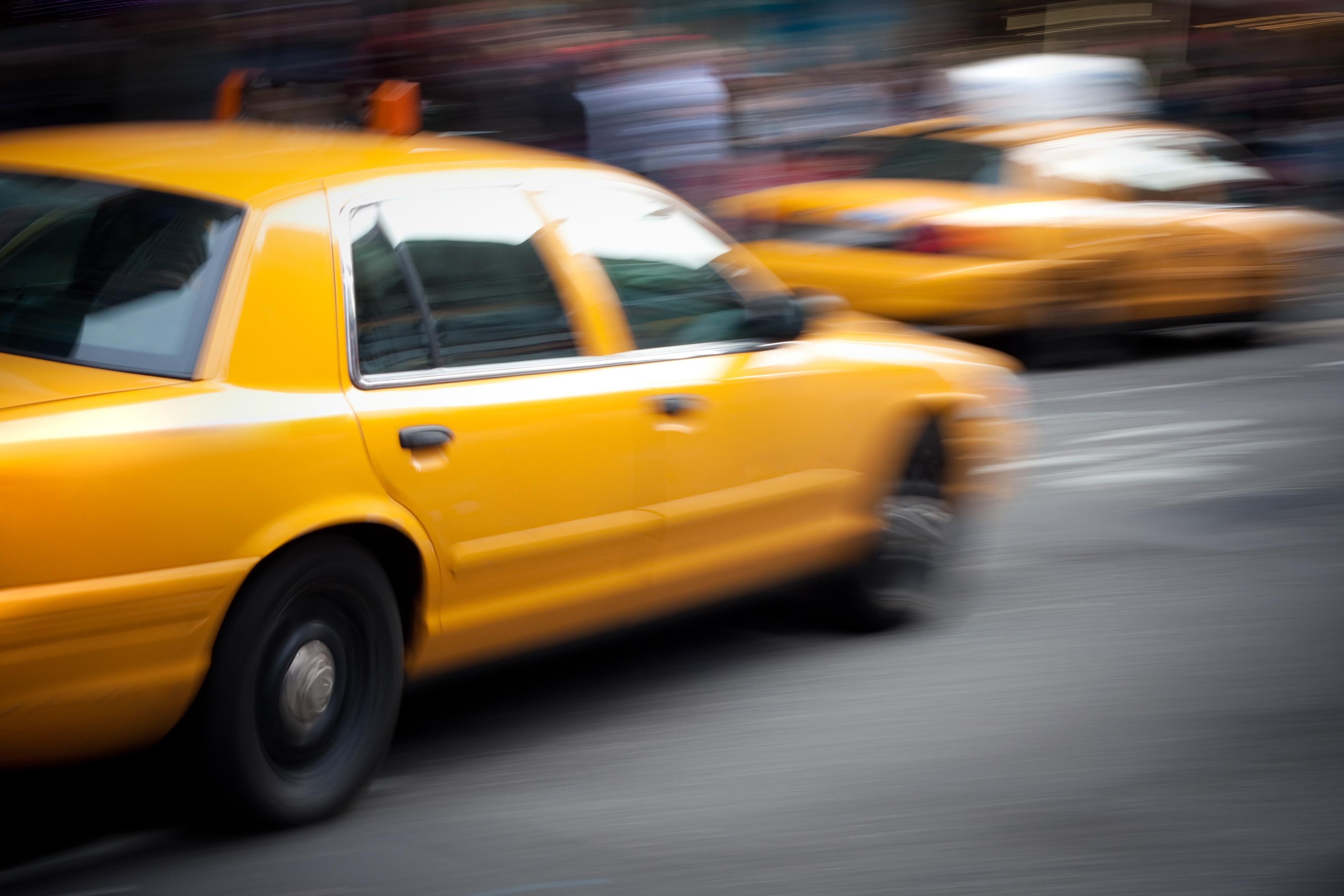 Przegląd taxi